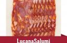 Salame SPIANATA – piccante cartene1